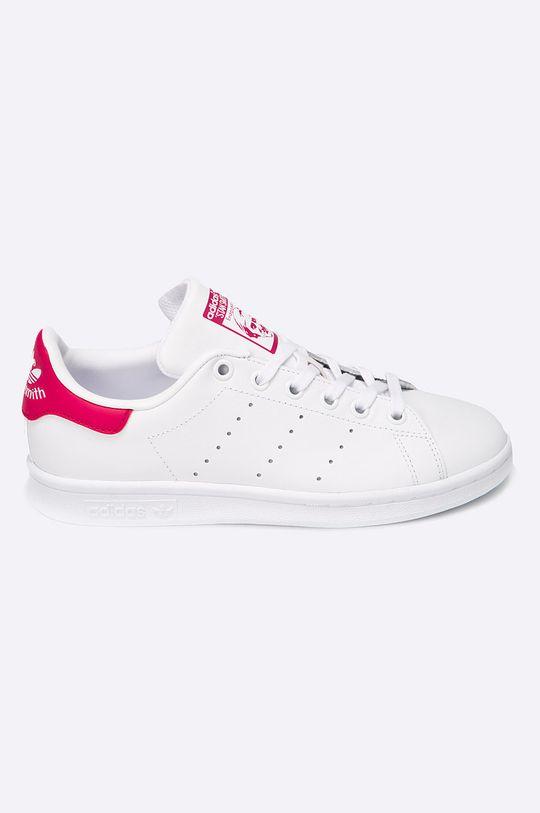 biela adidas Originals - Topánky Dievčenský