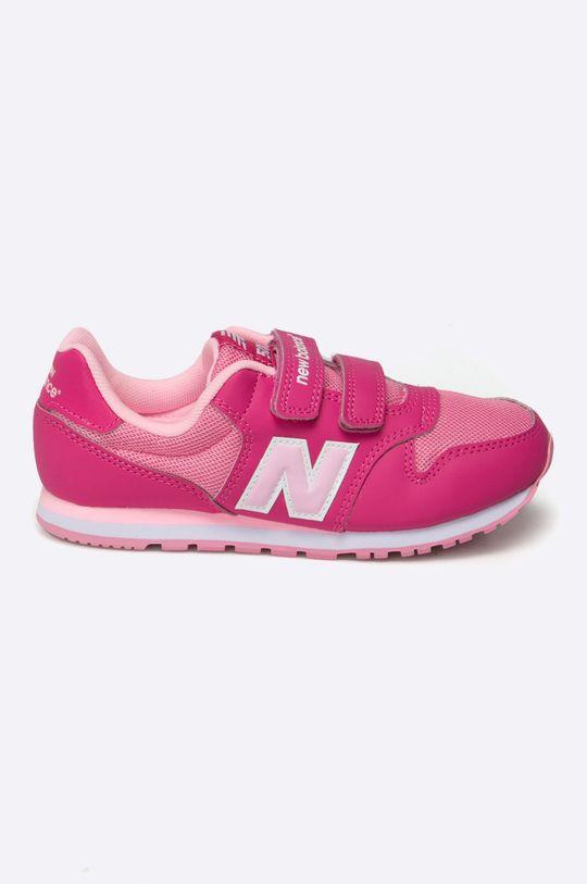růžová New Balance - Dětské boty Dívčí