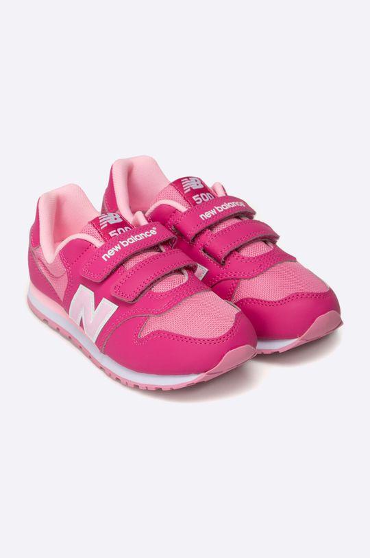New Balance - Dětské boty růžová