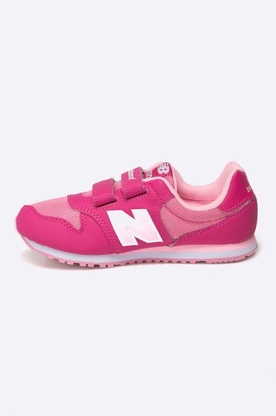 New Balance - Dětské boty  Svršek: Umělá hmota, Textilní materiál Vnitřek: Textilní materiál Podrážka: Umělá hmota