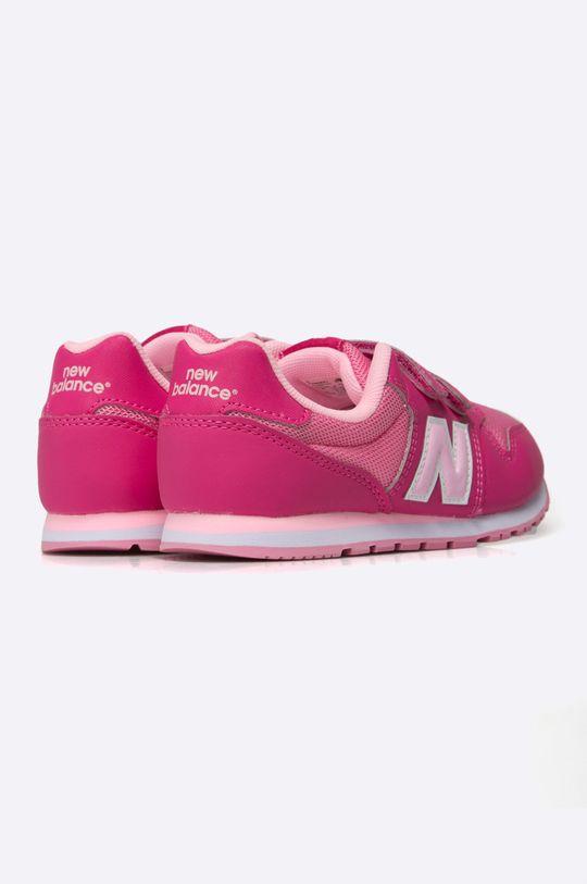 růžová New Balance - Dětské boty