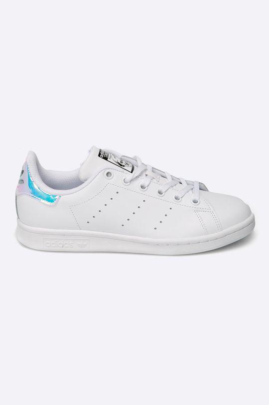 biela adidas Originals - Topánky Stan Smith Detský