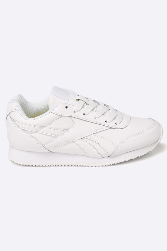 biela Reebok - Detské topánky royal cljog 2 Detský