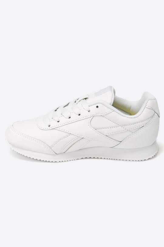 Reebok - Detské topánky royal cljog 2 <p>Zvršok: Syntetická látka Vnútro: Textil Podrážka: Syntetická látka</p>