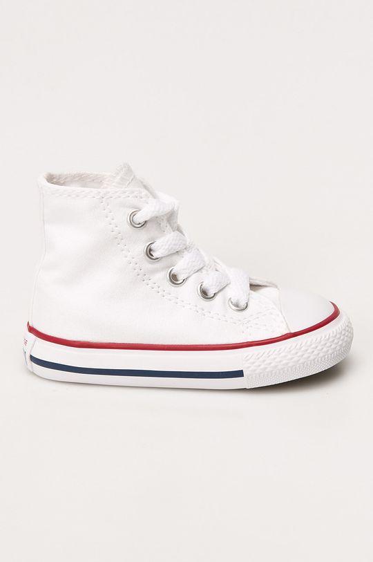 biela Converse - Detské tenisky Detský