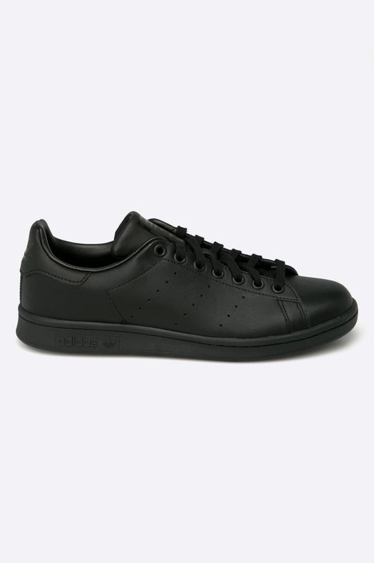 czarny adidas Originals - Buty Stan Smith Męski