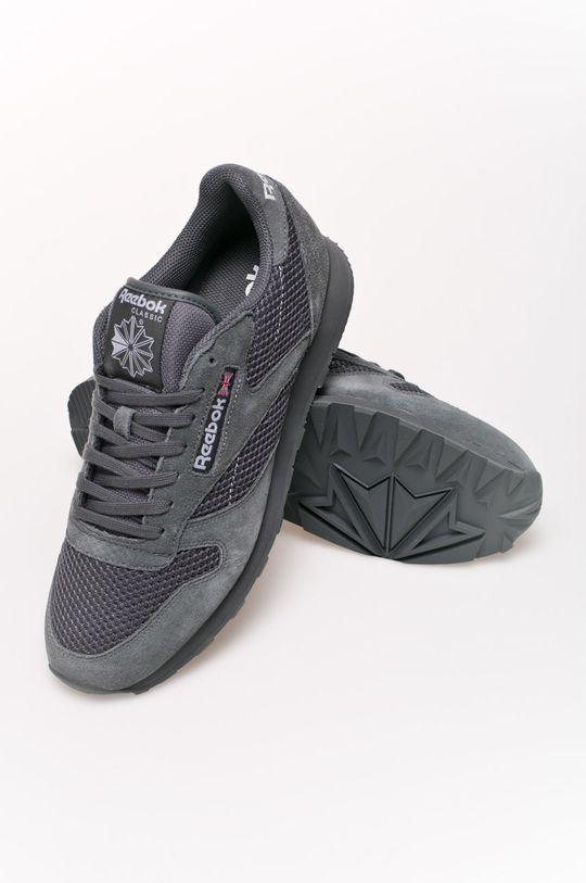 Reebok - Boty Cl Leather Knit Pánský