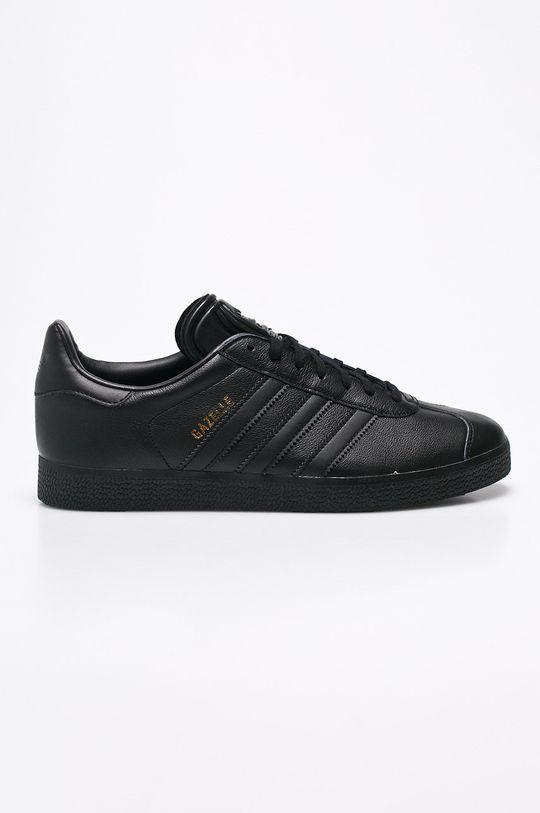 čierna adidas Originals - Topánky Gazelle Pánsky