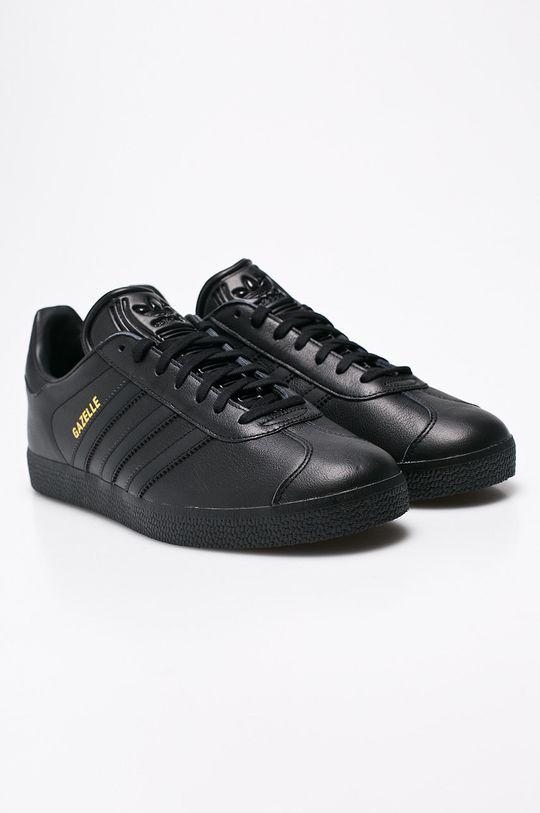 adidas Originals - Topánky Gazelle čierna