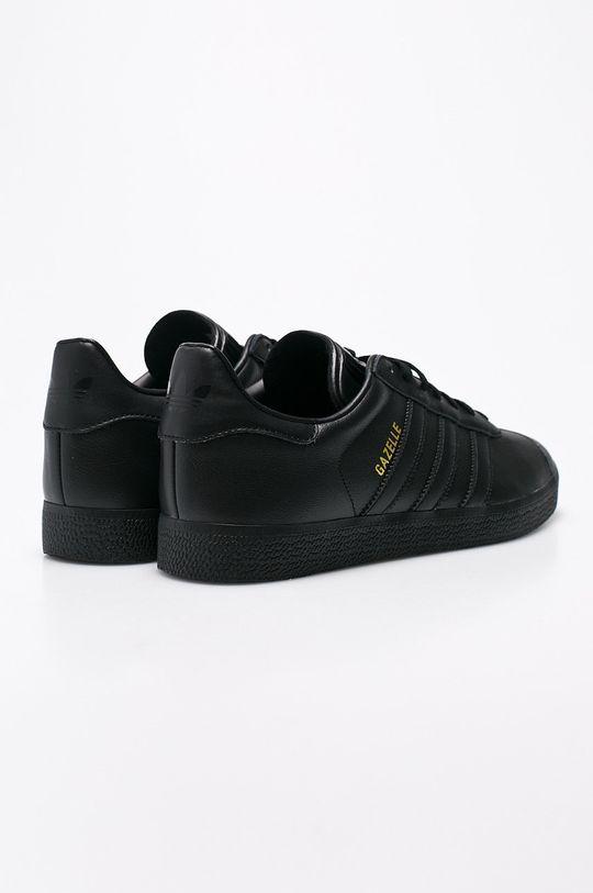 čierna adidas Originals - Topánky Gazelle