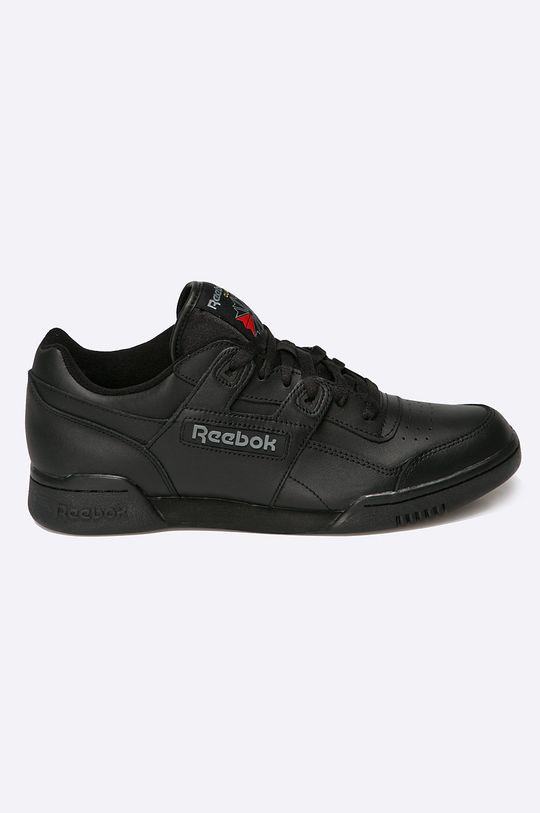 čierna Reebok - Topánky Workout Plus Pánsky
