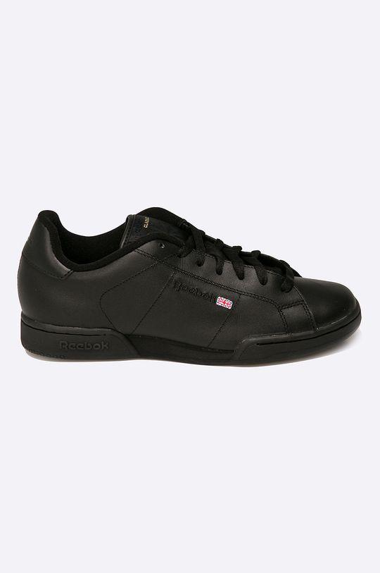 чёрный Reebok - Ботинки Мужской