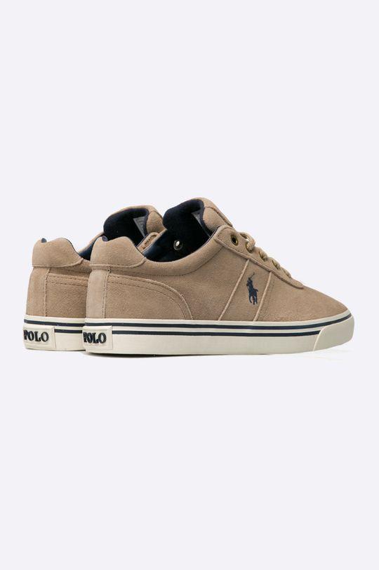 béžová Polo Ralph Lauren - Topánky