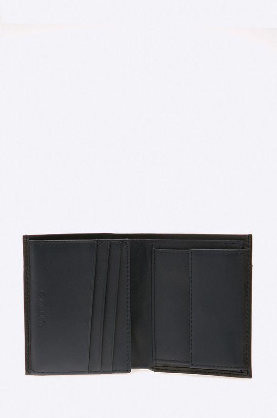 Calvin Klein Jeans - Portofel de piele  100% Piele de animale
