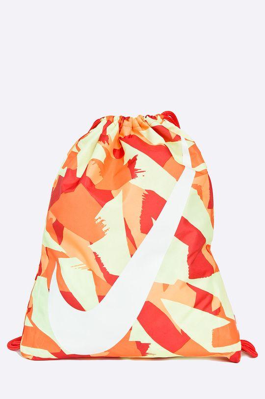 mandarinková Nike Kids - Dětský batoh Dívčí