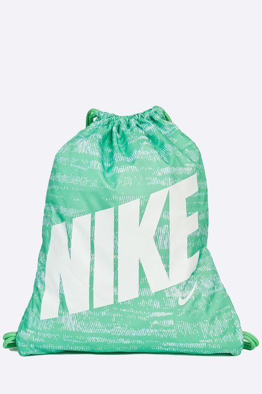 světle zelená Nike Kids - Dětský batoh Dívčí