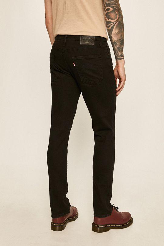 Levi's - Džíny 511 Slim Fit Nightshine Black 99% Bavlna, 1% Elastan