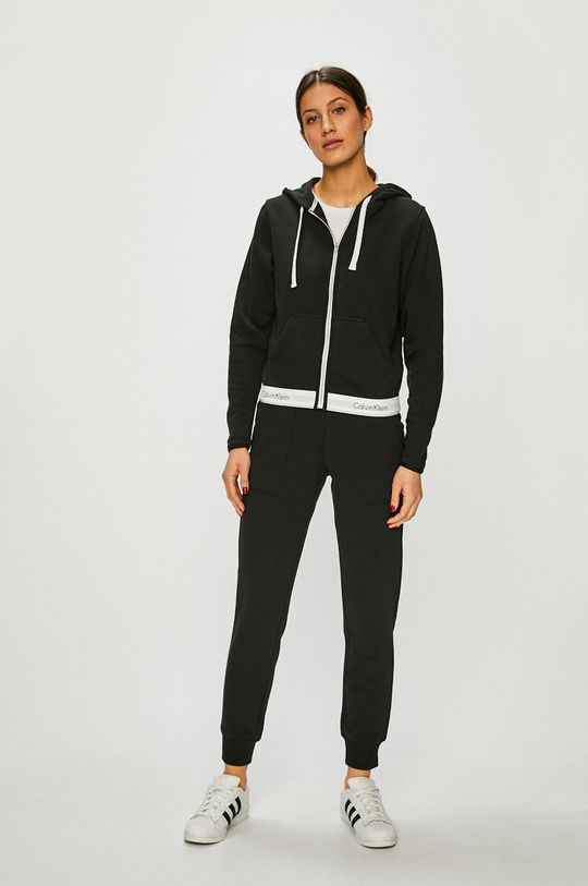 Calvin Klein Jeans - Kalhoty černá