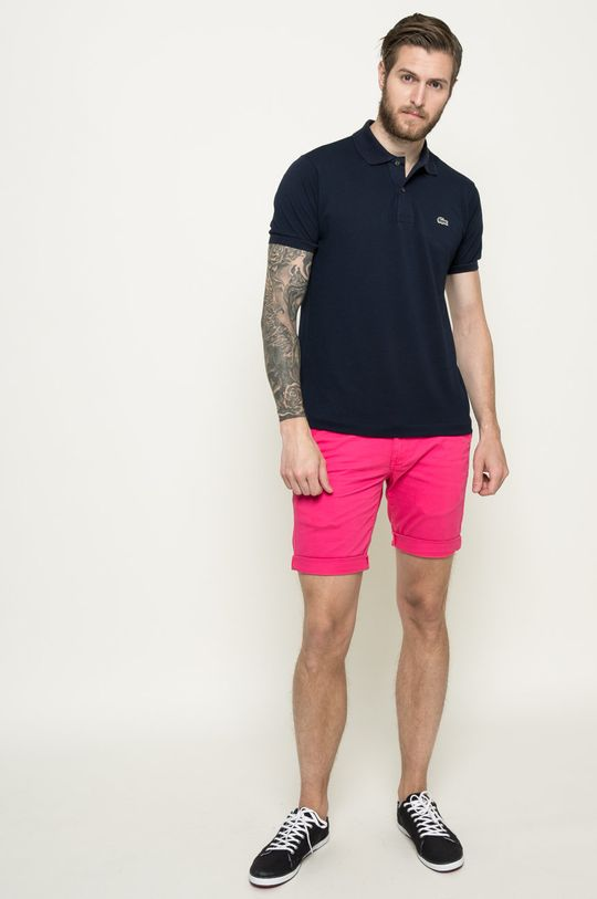 Hilfiger Denim - Pantaloni scurti roz ascutit