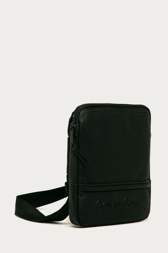 Calvin Klein Jeans - Malá taška čierna