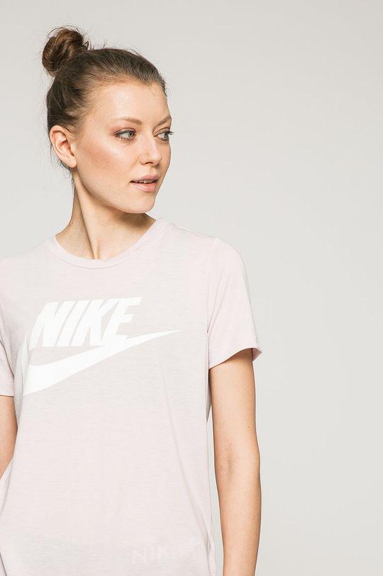 pastelově růžová Nike Sportswear - Top Dámský