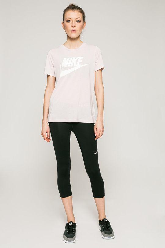 Nike Sportswear - Top pastelově růžová