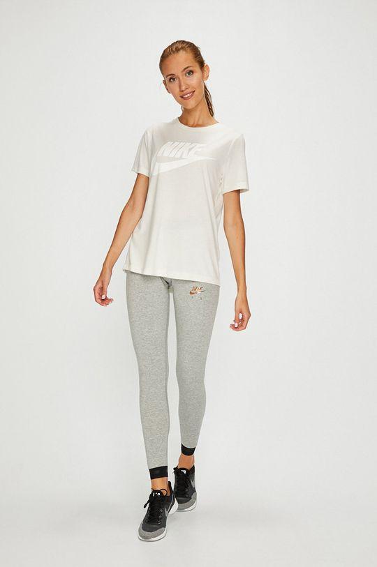 Nike Sportswear - Top světle šedá