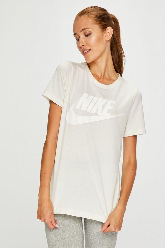 světle šedá Nike Sportswear - Top