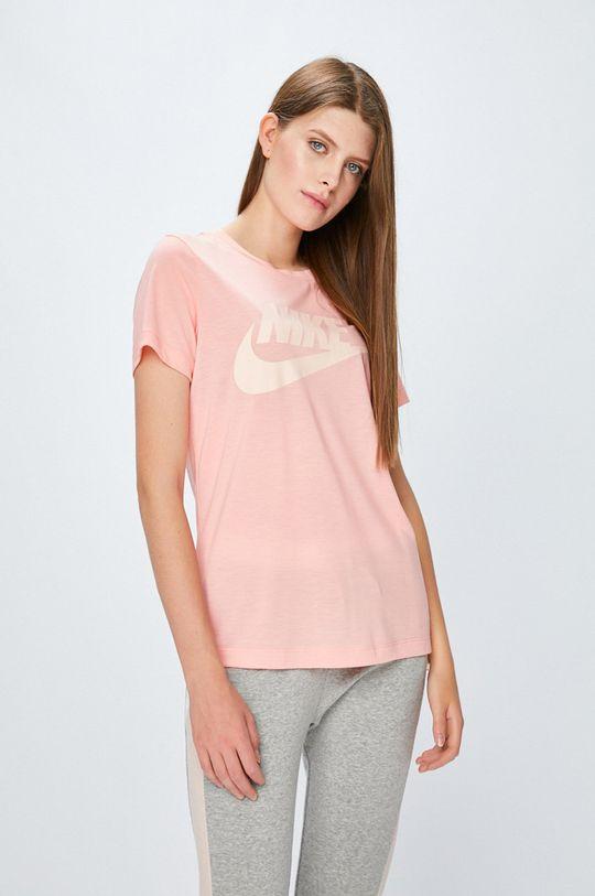 růžová Nike Sportswear - Top Dámský