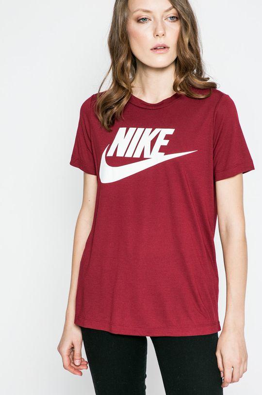 červená Nike Sportswear - Top Dámský