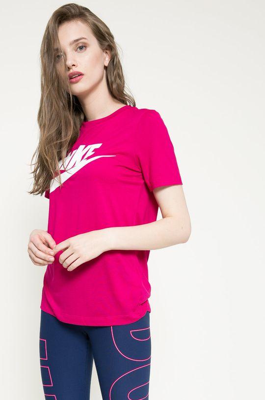 пурпуровий Nike Sportswear - Топ Жіночий