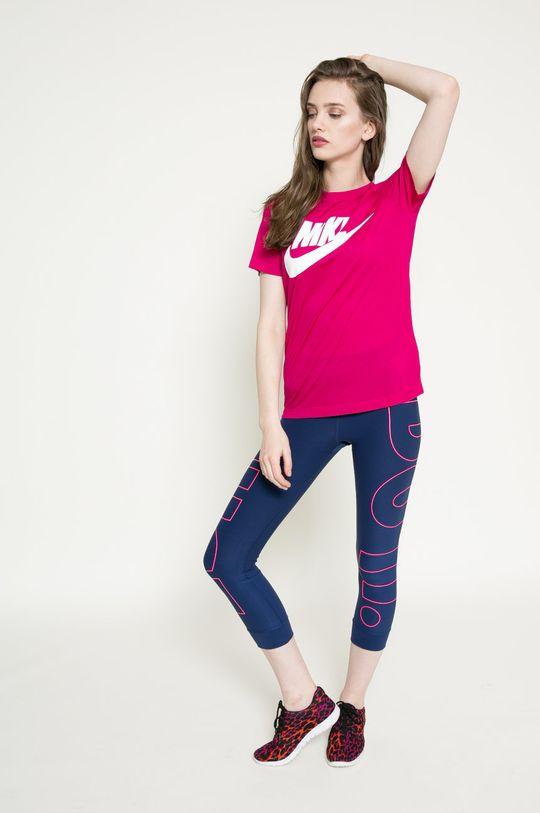 Nike Sportswear - Топ пурпуровий