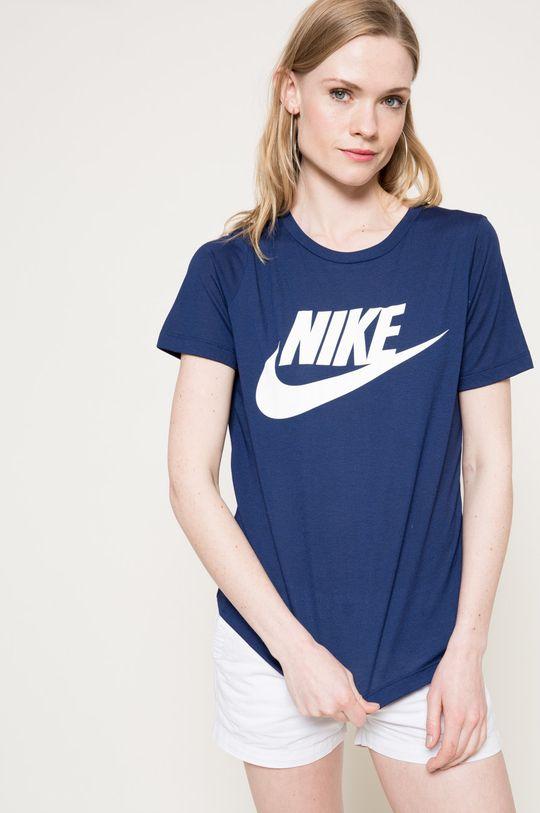 темно-синій Nike Sportswear - Топ Жіночий