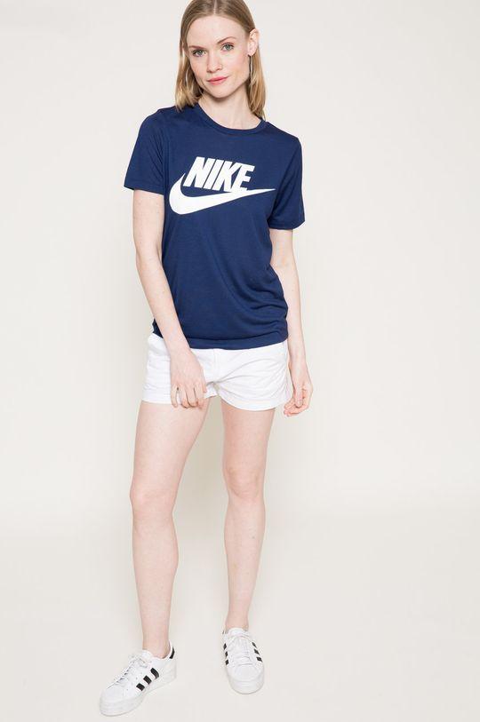 Nike Sportswear - Топ темно-синій