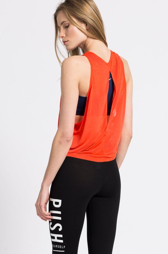 Nike - Top  Materiál č. 1: 100% Polyester Materiál č. 2: 12% Elastan, 88% Polyester