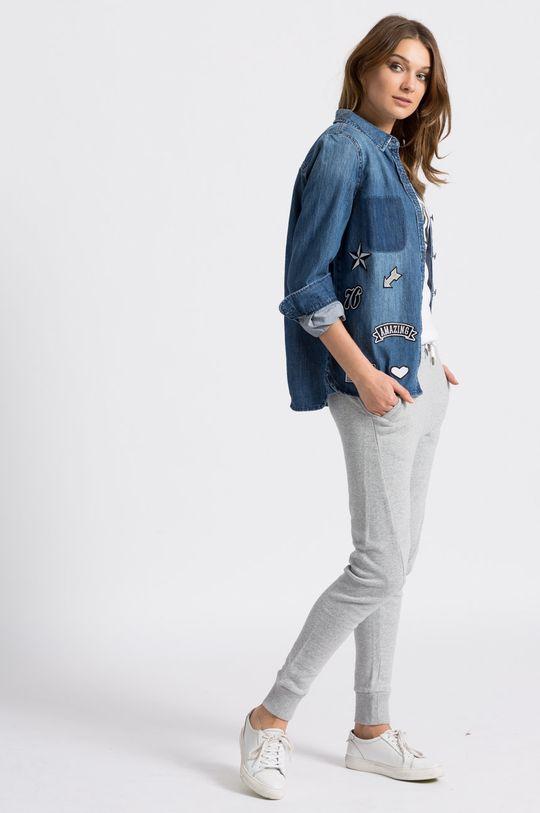 Calvin Klein Jeans - Топ білий