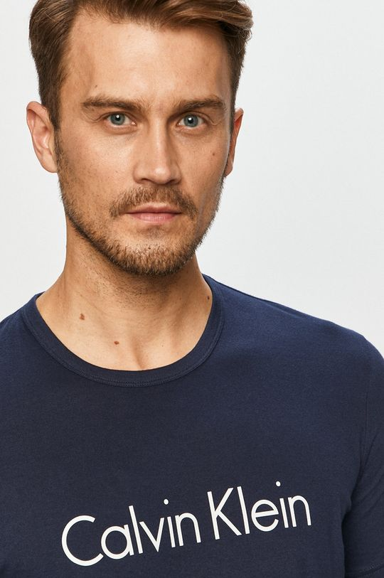 Calvin Klein Underwear - T-shirt granatowy