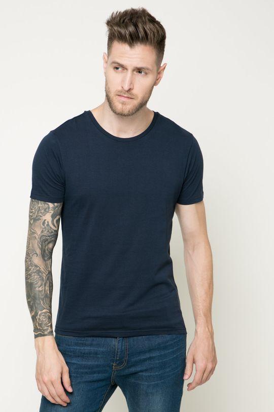 tmavomodrá Smith&Jones - Pánske tričko (2-pak) Pánsky