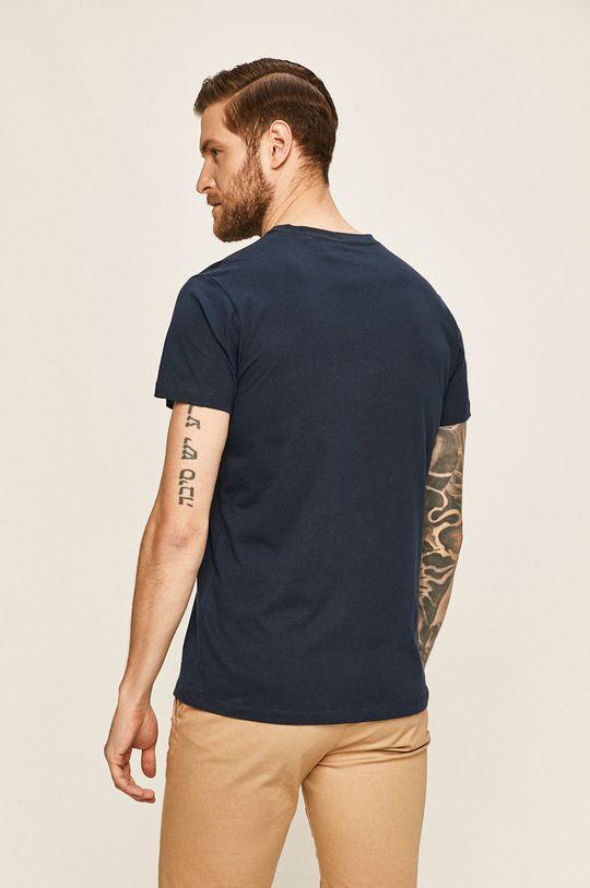 Pepe Jeans - T-shirt EGGO V 100 % Bawełna