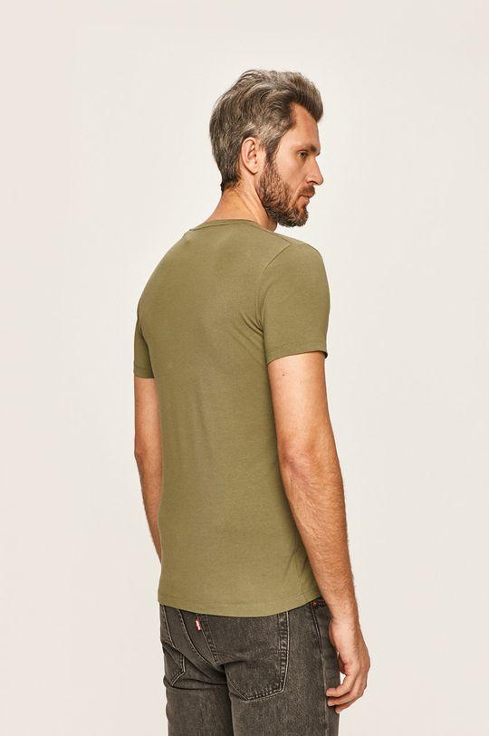 Pepe Jeans - Tričko 97% Bavlna, 3% Elastan