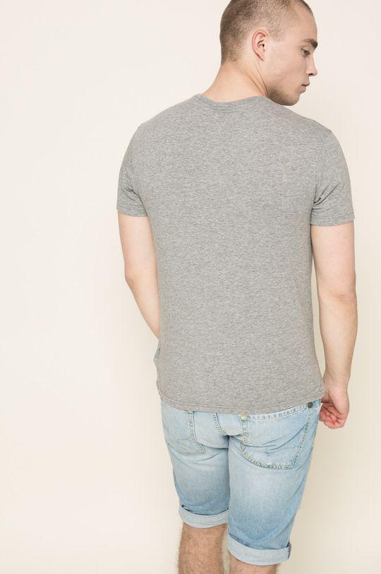 Pepe Jeans - Tričko (2-pack)  57% Bavlna, 5% Elastan, 38% Polyester