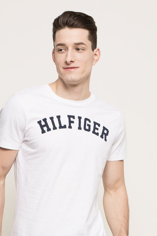 alb Tommy Hilfiger - Tricou De bărbați