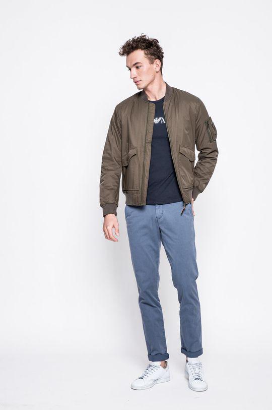 Emporio Armani - T-shirt (2-pack) niebieski