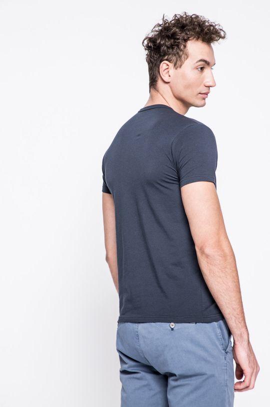 Emporio Armani - T-shirt (2-pack) 5 % Elastan, 95 % Bawega