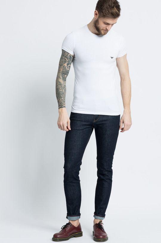 Emporio Armani Underwear - T-shirt biały