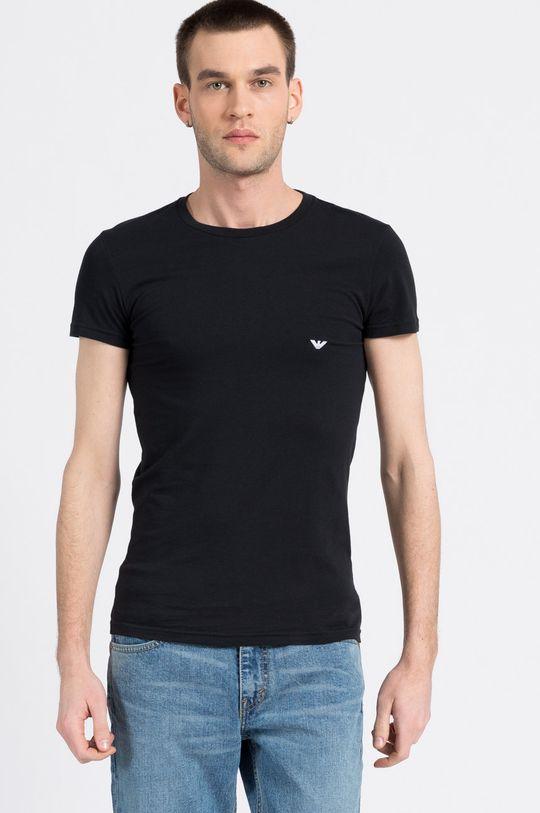 černá Emporio Armani Underwear - Tričko Pánský