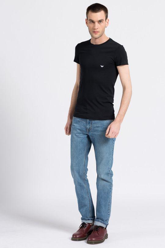 Emporio Armani Underwear - Tričko černá