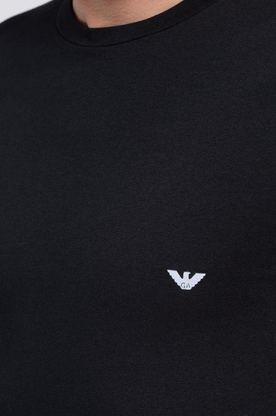 černá Emporio Armani Underwear - Tričko