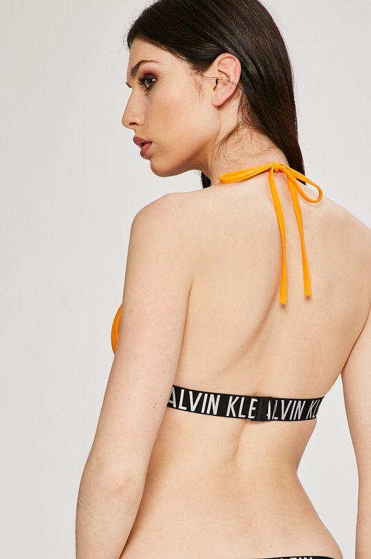 Calvin Klein Jeans - Biustonosz kąpielowy Podszewka: 12 % Elastan, 88 % Poliester Materiał zasadniczy: 20 % Elastan, 80 % Poliamid