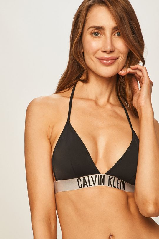 černá Calvin Klein Jeans - Plavková podprsenka Dámský